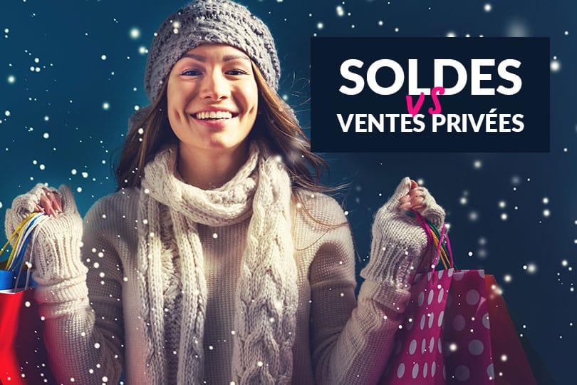 Ventes privées VS soldes 1