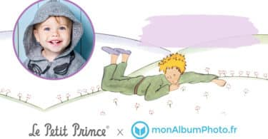 Le Petit Prince Mon album Photo