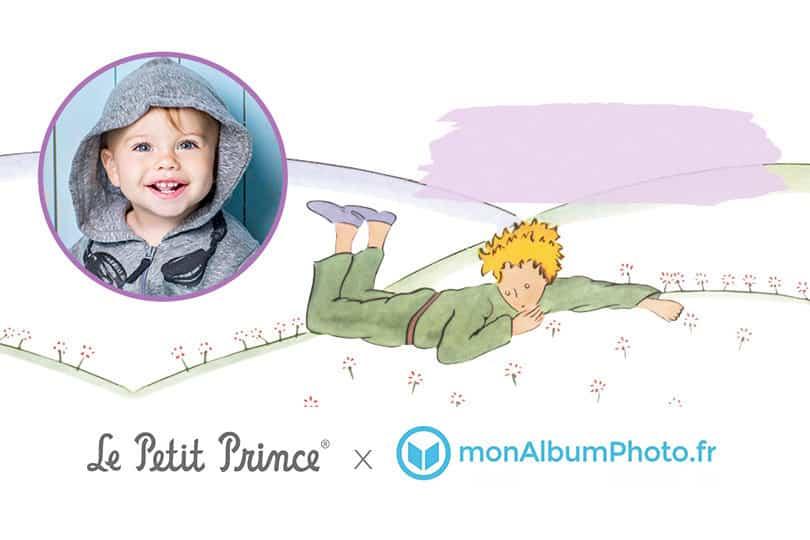 Le Petit Prince Mon album Photo