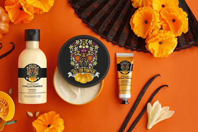 The body Shop halloween