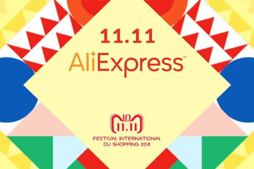 11.11 Aliexpress