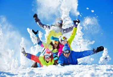 Montagne ski