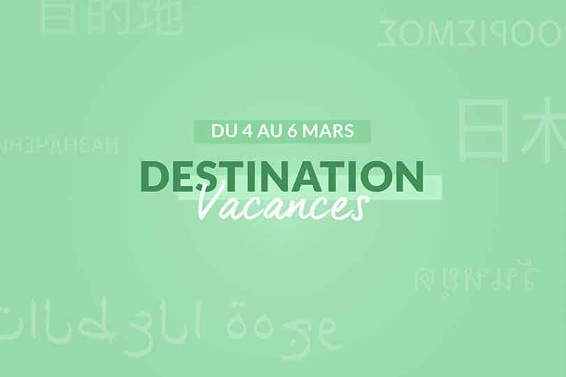 Destination Voyage igraal promos
