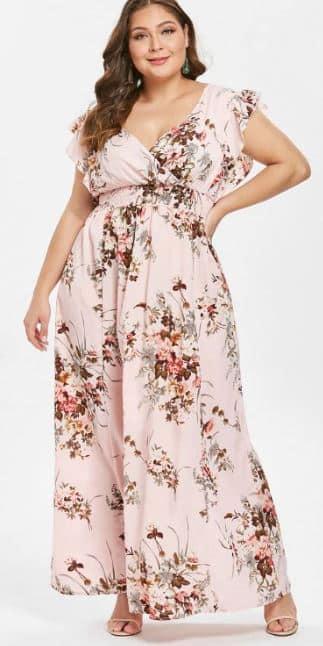 Printemps-été 2019 : robes à fleurs à moins de 40€ 5
