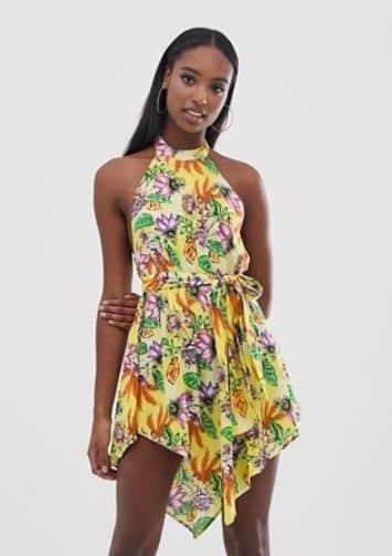 Printemps-été 2019 : robes à fleurs à moins de 40€ 6