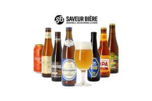 """Acheter sa bière en ligne chez """"Saveur Bière"""""""