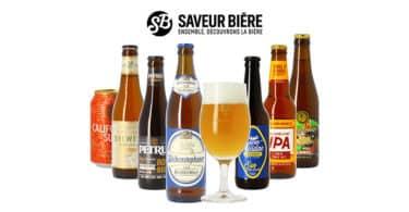 Asoortiment de bière