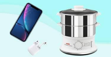 Soldes : meilleures offres high-tech et électroménager 15