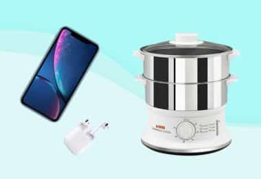 Soldes : meilleures offres high-tech et électroménager 12