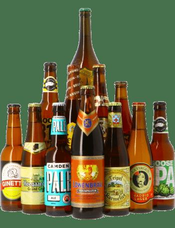 Assortiment de bières, meilleurs ventes à prix sympa.