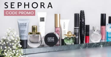 Code promo Sephora : -20% sur votre produit préféré 19