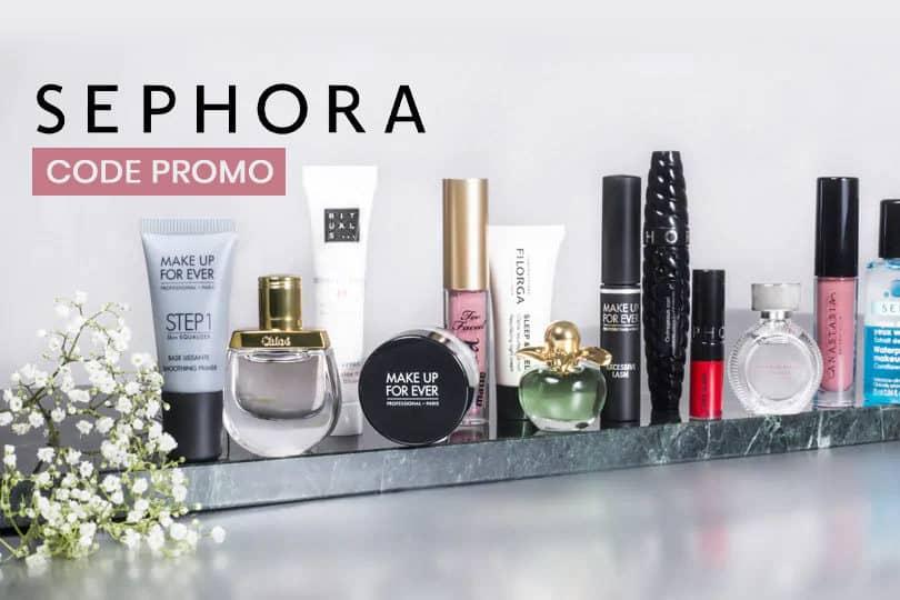 Code promo Sephora : -20% sur votre produit préféré 1