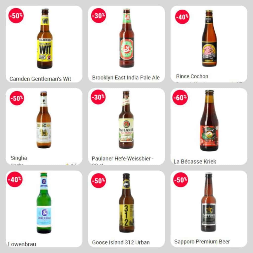 """Acheter sa bière en ligne chez """"Saveur Bière"""" 2"""
