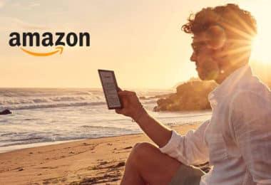 Amazon : la nouvelle liseuse Kindle Oasis 10