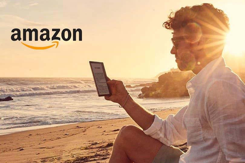 Amazon : la nouvelle liseuse Kindle Oasis 1