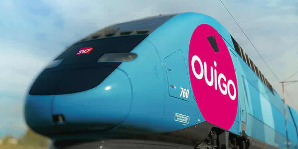 TGV Ouigo, les petits prix de la sncf.