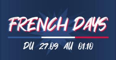 Les promotions exceptionnelles des Frenc...h Days du 27/09 au 1/10, le balck friday à la française