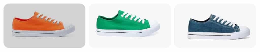 -30% sur les chaussures en toile Gémo
