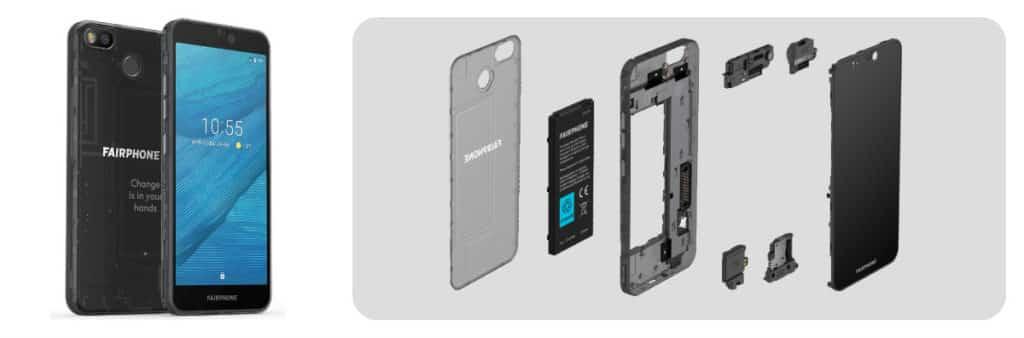 Fairphone 3 : le smartphone durable 2