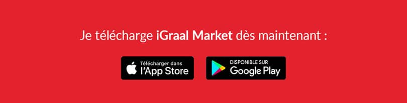 Téléchargez iGraal Market