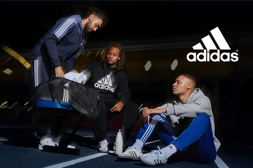 Echange sur Adidas