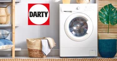 Darty: jusqu'à -50% + livraison offerte + 2,5% de cashback 2