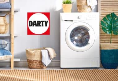 Darty: jusqu'à -50% + livraison offerte + 2,5% de cashback 10