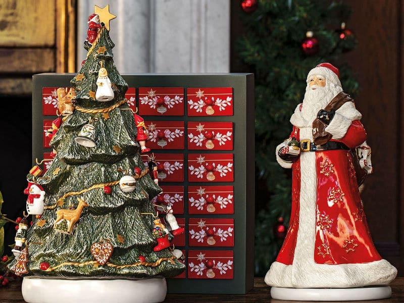 Villeroy & Boch enchante vos tables de Noël 1