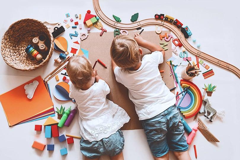 Activités Montessori Enfant