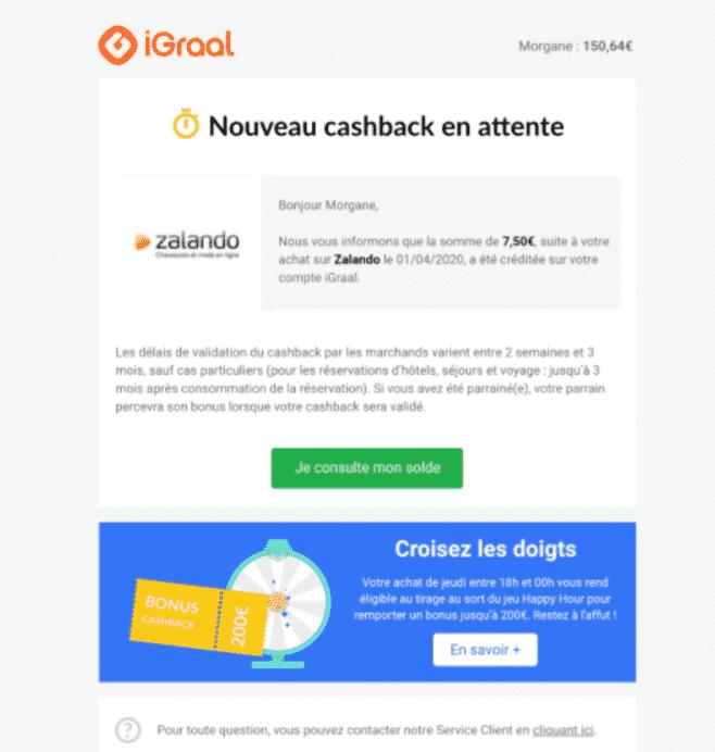 Les Happy Hour : comment gagner 200€ de cashback en un clic ? 2