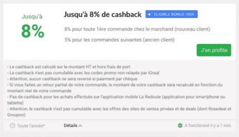 Les Happy Hour : comment gagner 200€ de cashback en un clic ? 1