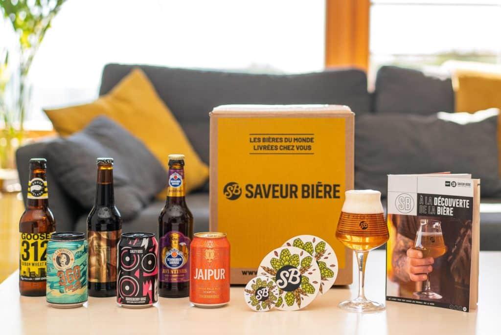"""Acheter sa bière en ligne chez """"Saveur Bière"""" 4"""