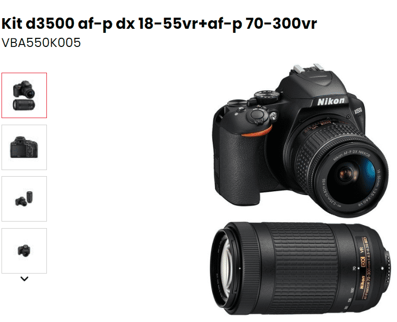 3 sites pour acheter son appareil photo avec cashback ! 2