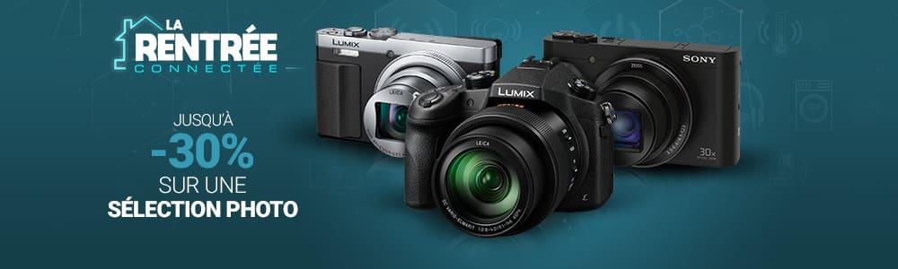 3 sites pour acheter son appareil photo avec cashback ! 3