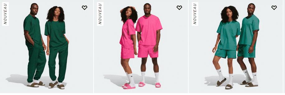 Zoom sur les collaborations adidas 5