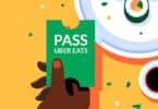 pass uber eats igraal