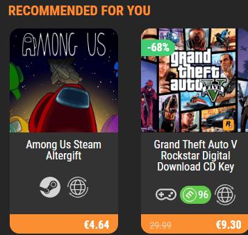 Instant Gaming, G2A : Notre sélection de sites pour vos jeux vidéo ! 4