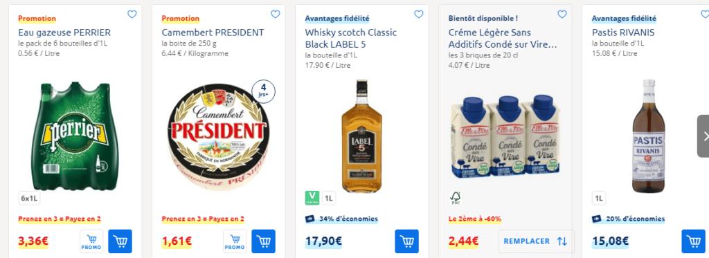 Le Click & Collect chez Carrefour 2