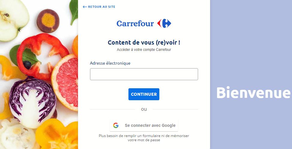 Le Click & Collect chez Carrefour 3