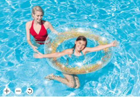 Été2021 : 4 bouées gonflables pas chères à moins de 40€ 6