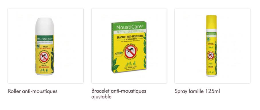 répulsif anti piqûre de moustique léa nature